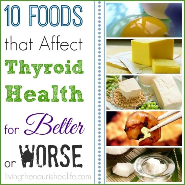 List Of Food Good For Hypothyroidism