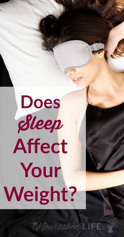 Does sleep affect your weight? Why sleep can help you lose fat