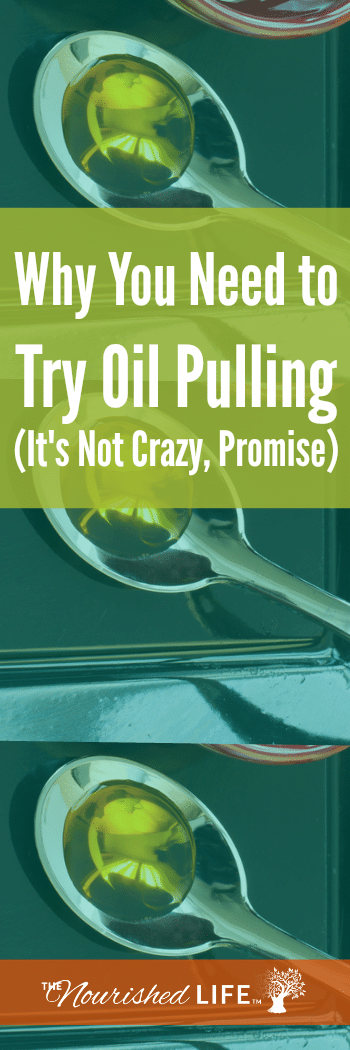 I discovered oil pulling therapy last year and decided to try it for fun. Here's what happened and the benefits I experienced...
