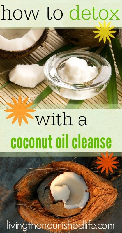 How to Detox with a Coconut Oil Cleanse