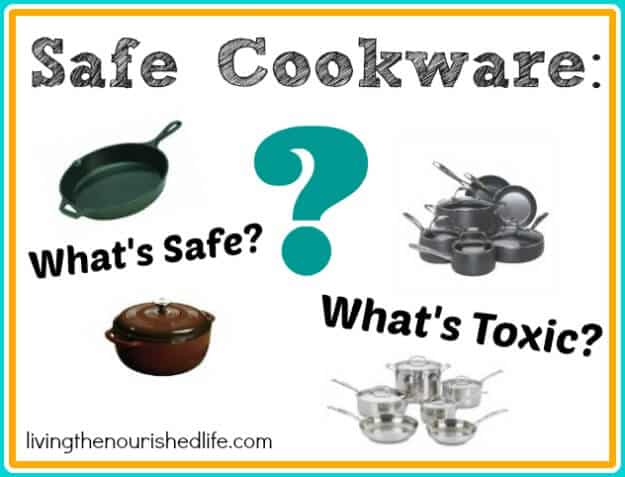 How To Find The Healthiest Cooking Pans Safe Cookware
