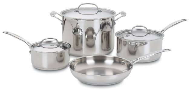 Healthiest Cooking Pans - Stainless Steel - Safe Cookware - Livingthenourishedlife.com