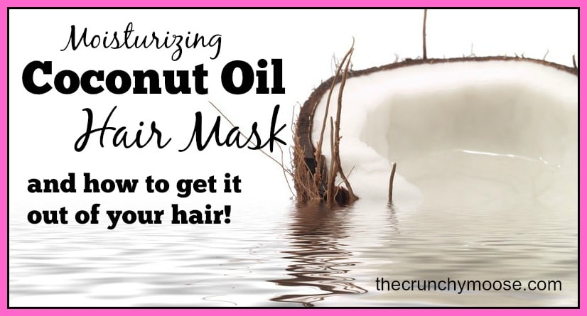 Coconut Oil for Skin: Coconut Oil Hair Mask