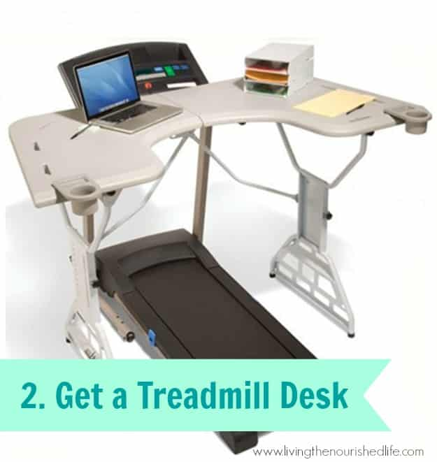 Treadmill Desk Funny: 5 Totally Painless Ways To Be More Active