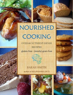 Cover from Nourished Cooking
