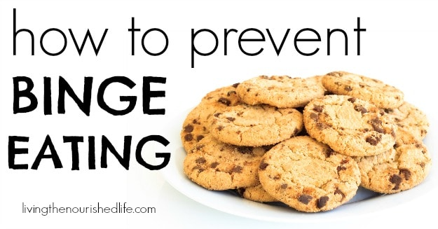 How to stop binge eating - my secret