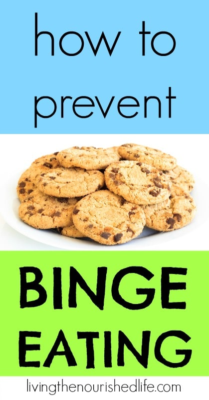 What do I know about binge eating? Well, I once at an entire 1/2 gallon of cookies and cream ice cream in one sitting. For real. Here's the secret to how I finally stopped binge eating from ruling my life...