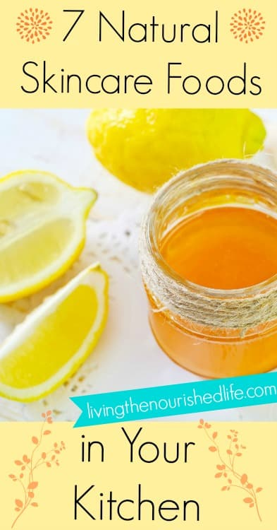 7-Natural-Skincare-Foods-in-Your-Kitchen-Simply-Happy-Healthy