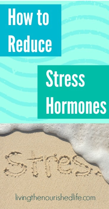 How to Reduce Stress Hormones - The Nourished Life