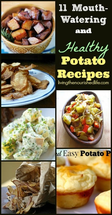 11 Mouth-Watering and Healthy Potato Recipes