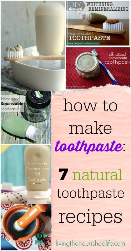How to Make Toothpaste: 7 Natural Toothpaste Recipes