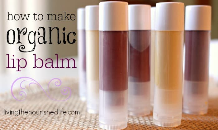 How to Make Lip Balm for $0.60 Each