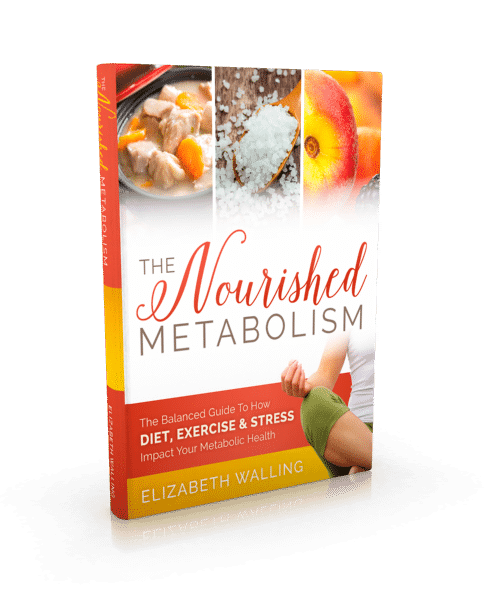 The Nourished Metabolism book cover