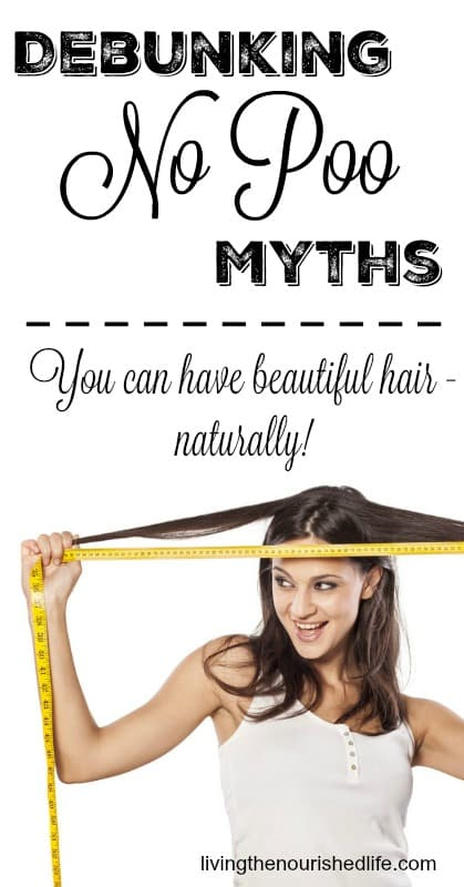 Debunking No Poo Myths: You can have Beautiful Hair Naturally!