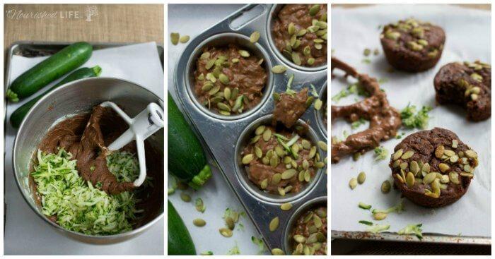 The Ultimate Chocolate Zucchini Muffins Recipe