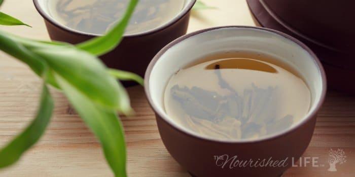Bamboo Leaf Tea Benefits for Healthy Skin + Hair | The