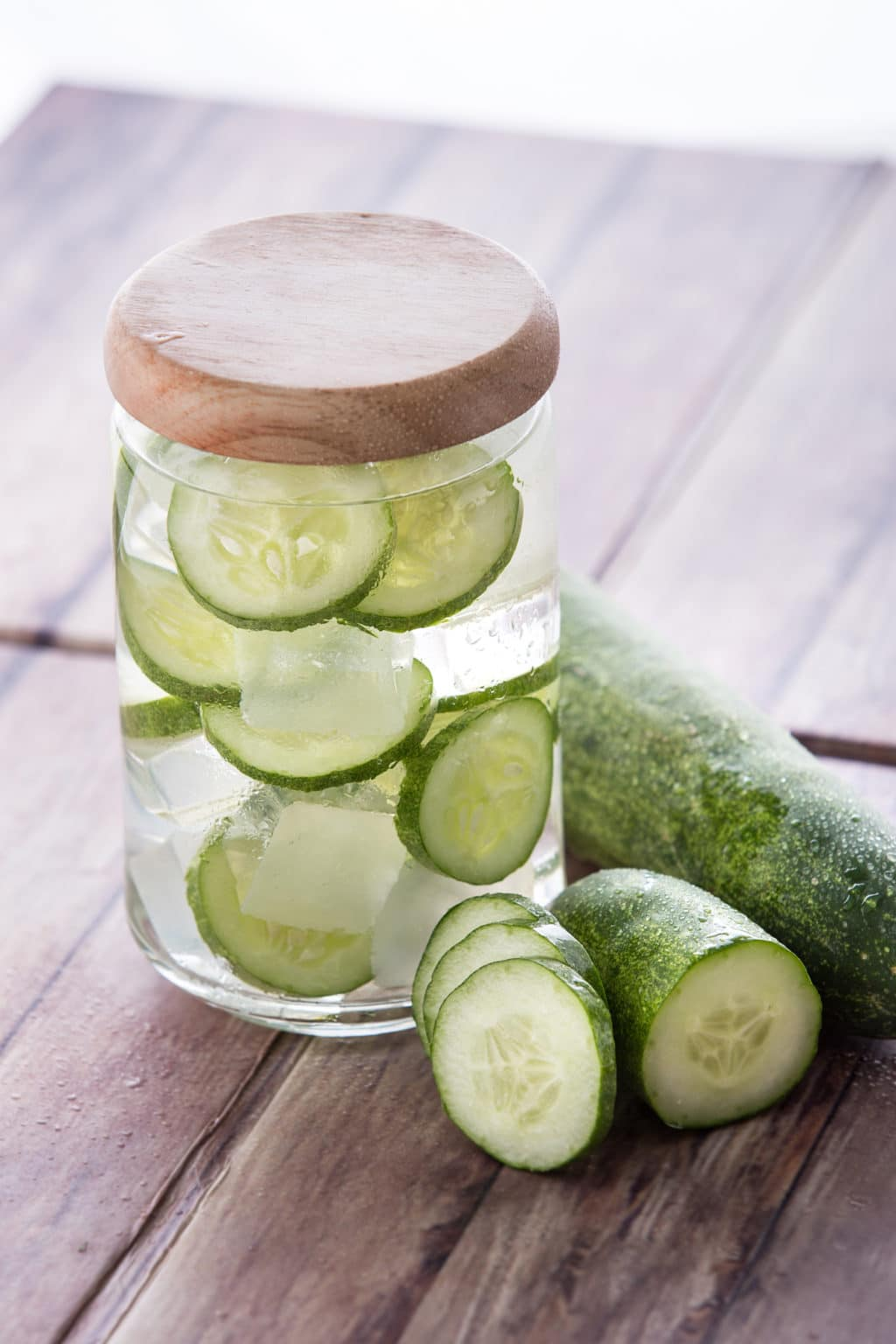 Infused cucumber water is a delicious and healthy way to stay hydrated! Learn why cucumber is so amazing, plus several different flavor options.