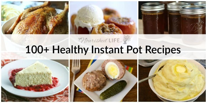 Fast and easy instant pot recipe collection