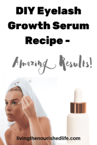DIY Eyelash Growth Serum Recipe