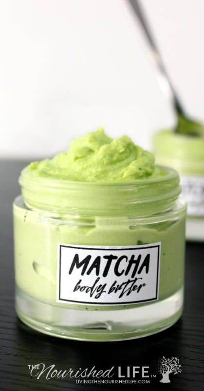 DIY Matcha Body Butter (Perfect for After-Sun Moisture!)
