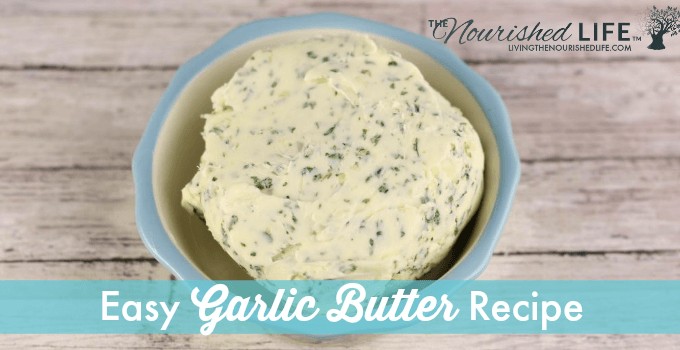 Easy Garlic Butter Recipe
