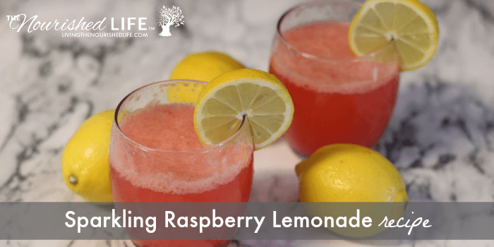 Sparkling Raspberry Lemonade Recipe