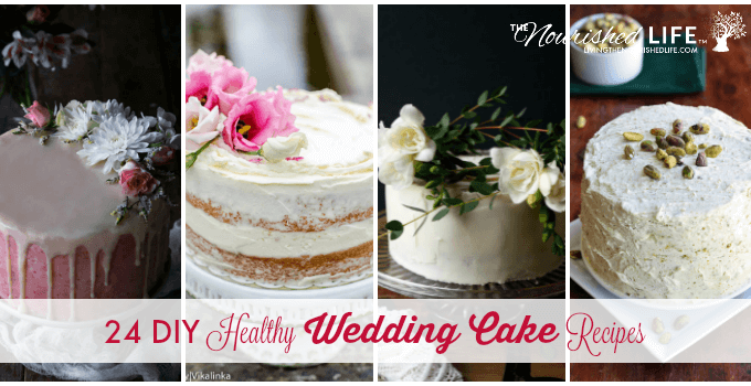 24 DIY Healthy Wedding Cake Recipes fb
