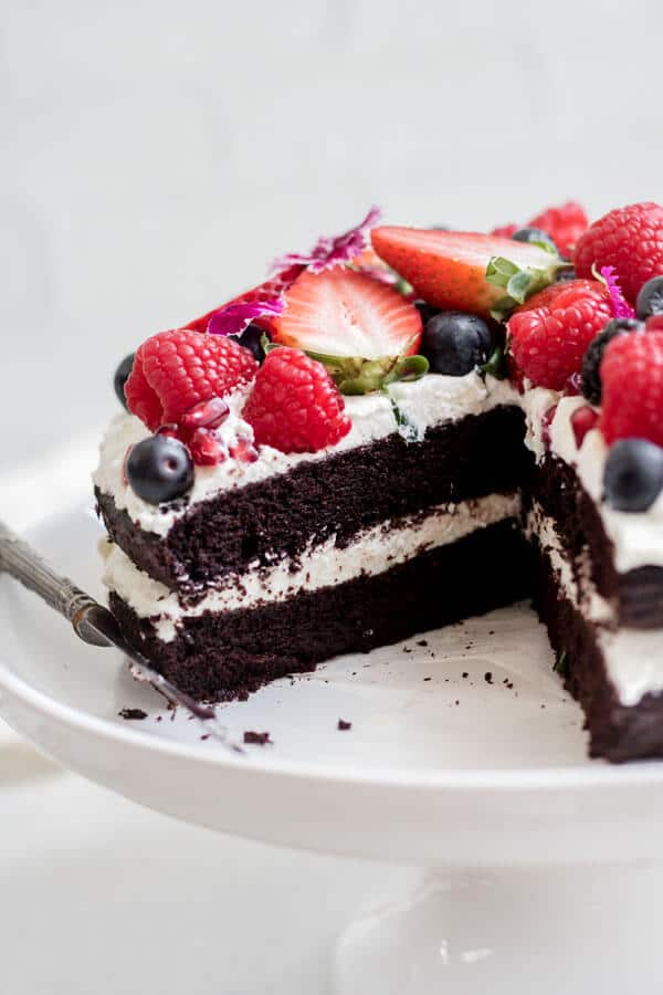 Healthy Wedding Cake Recipes: Chocolate Quinoa Recipe