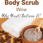 DIY Coffee Body Scrub to Tone Your Legs