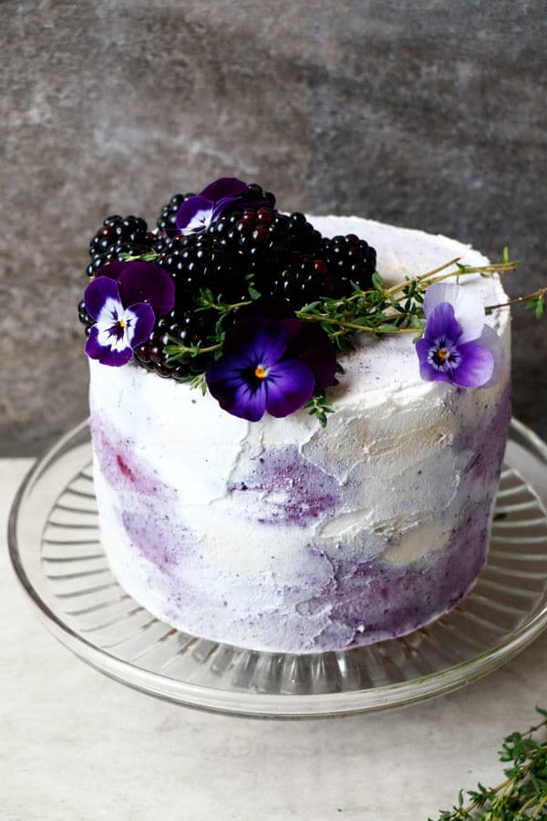 Healthy Wedding Cake Recipes: Veggie-filled gluten free and vegan cake