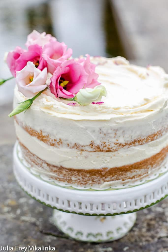 Healthy Wedding Cake Recipes