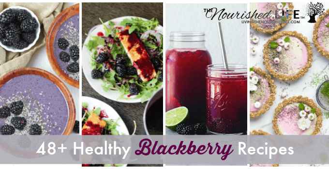 48+ Healthy Blackberry Recipes