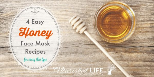 4 Easy Honey Face Mask Recipes for Every Skin Type